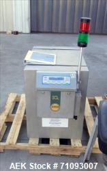 "Loma Model IQ Metal Detector. 14"" X 14"" aperture."