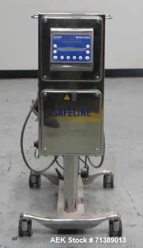 mettler toledo safeline metal detector manual pdf
