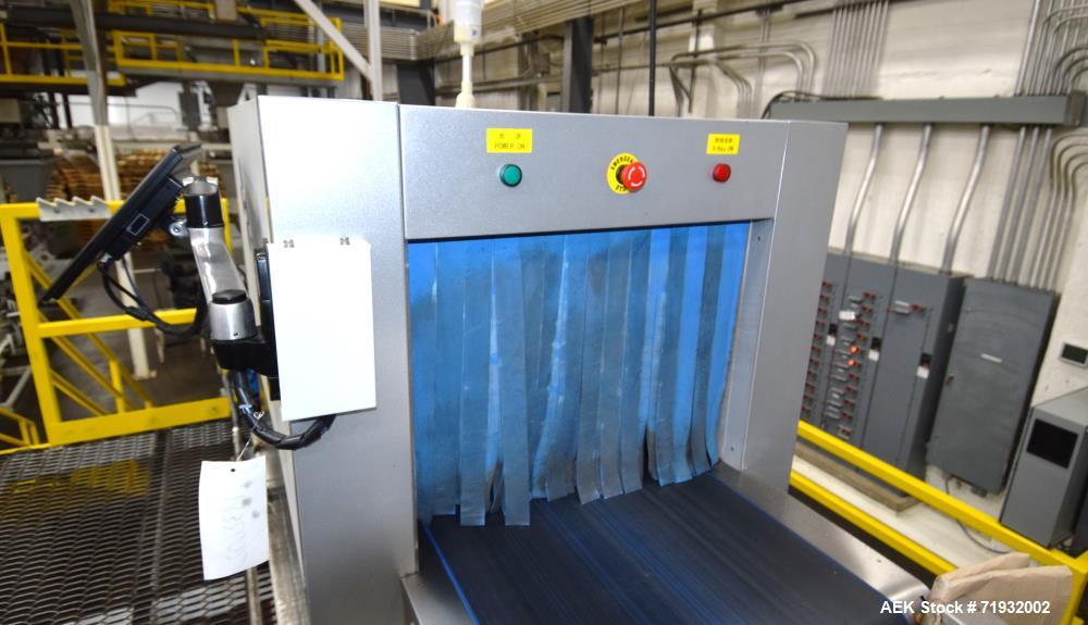 Used- Technik TXR-XS66550C X-Ray Inspection System. Designed for a full range of contaminants inspection including metallic,...