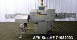 Used- Sesotec Raycon X-Ray Food Inspection System, Type 450/100 US-INT 50.