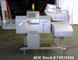 Sesotec Raycon X-Ray Food Inspection System, Type 450/100 US-INT 50.  Serial # 11421018292-X.  Max P...
