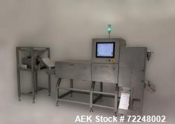 Unused- TDI Packsys TXR-GP Bulk Flow X-Ray Inspection System