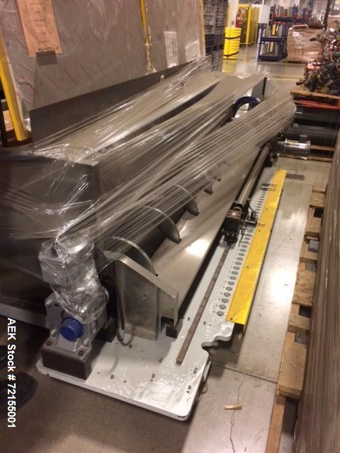Used- JR Automation C-Sedan Automated Tube Bending and Processing Cell