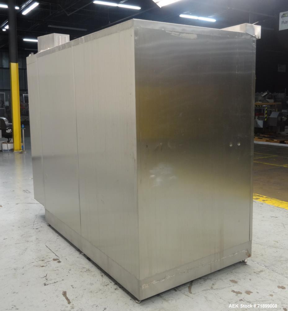 Used- Ken Hygiene Systems Universal Multi-Purpose Washer, Model MPW-50.