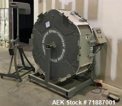 Used- Instapak Molding Wheel. 300 cushions per hour. 6 mold cavities. Requires only 24 square feet of floor space.