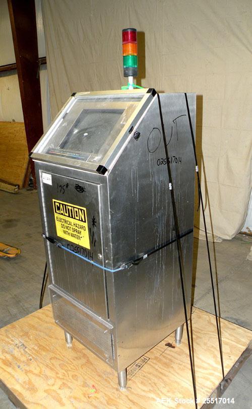 Used- Parish Touchmaster System Control Panel, Model 486