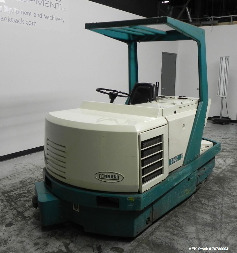 Used Tennant Model 528 Srs Edition Riding Floor