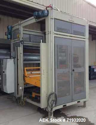 Used-TOP TIER Bulk Bag Palletizer,