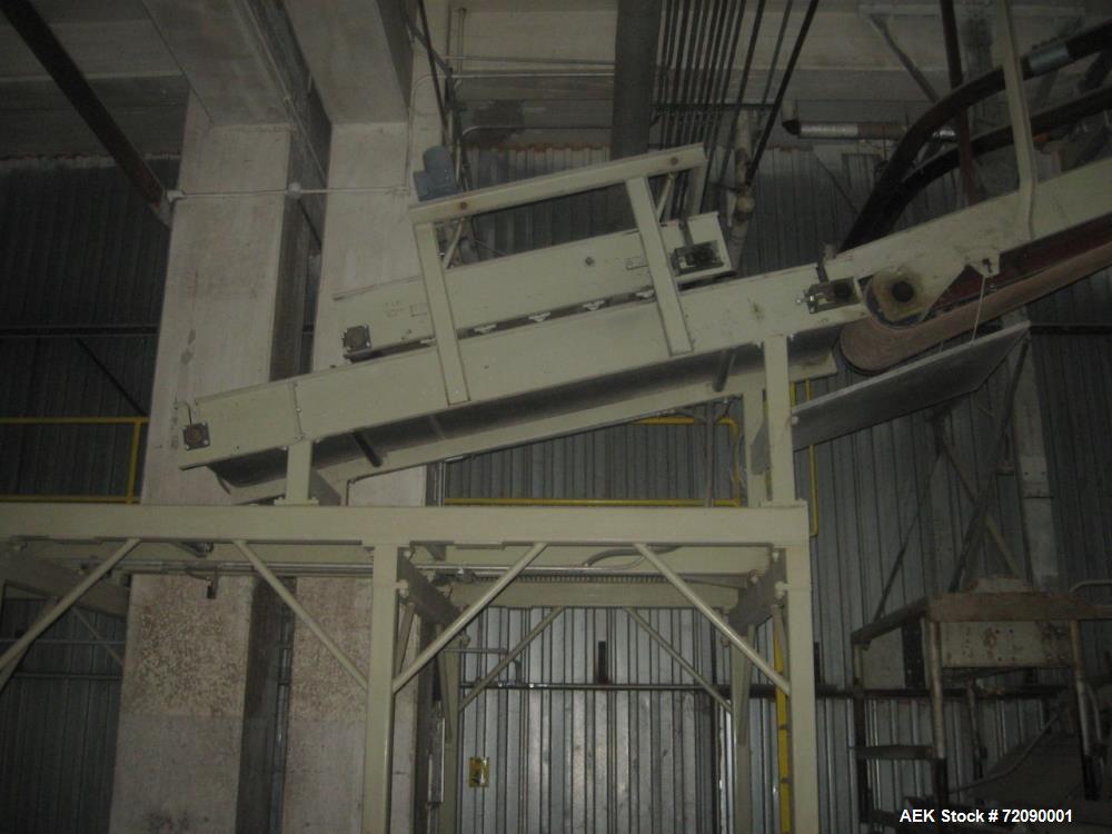 Used- Mollers PLS Split-Plate Palletizing System