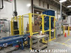 Used- APT Manufacturing Robotic Palletizing Cell