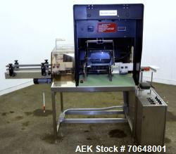 Used- Seidenader V 75-LR Semi-Automatic Vial  Inspection Machine