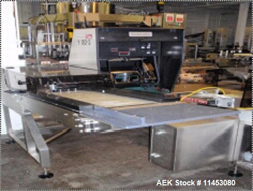 Used-Seidenader Inspection Unit, Model V90-AVSB/60-LR