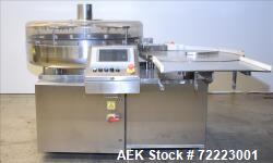 Used- Penn Tech Model RW-1150  High Speed Automatic Vial Washer.