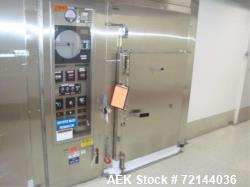 Used- Gruenberg Ovens - Small Batch T17HS35.42SS Granulation Drying Oven, Input: 40,000 BTU With Oven Control Panel. Include...