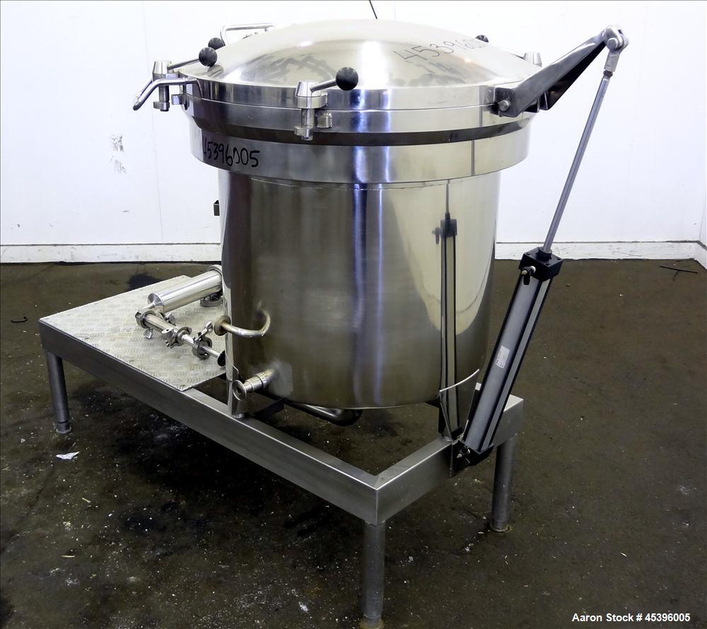 Used- Paxall Schubert Machinery Capsolut Washers / Rinser, Model CW 280 SH