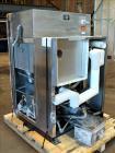 Used- Huber Stopper Washer Sterilizer, Model WFS/G15H