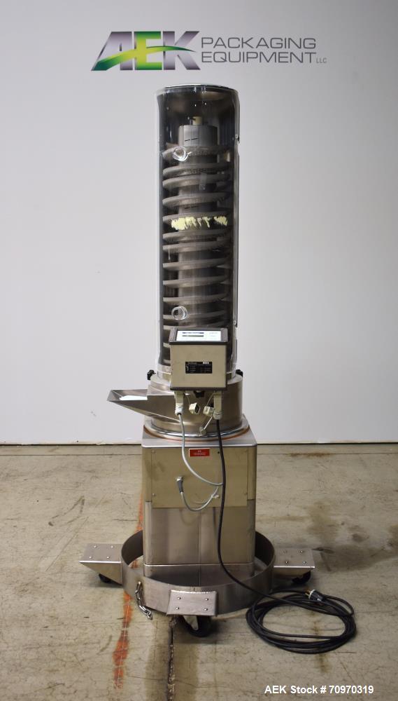 Used- Kramer Pharmaceutical Tablet De-Duster,  Model 2000-750