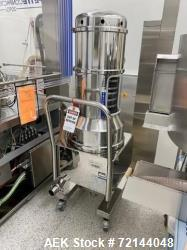 Used- Pharma Technology DV-500 Tablet De-Duster, Year of Manufacture 2011.