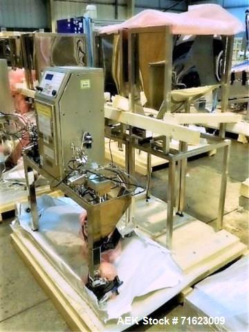 Used- CI Type Sade P4 Tablet Weight Inspection System.