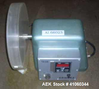 Used- Erweka Friability Tester, Type TA3R