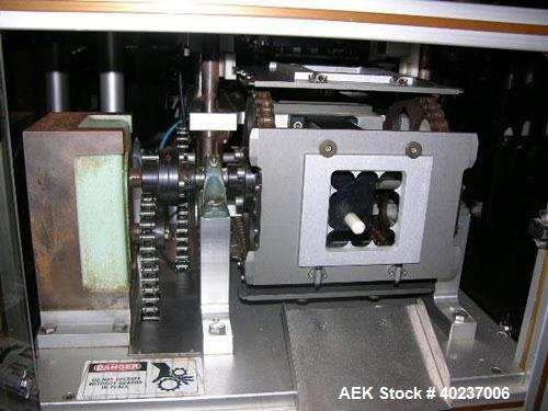 Used- Gemel Mr. Deblister product recovery system