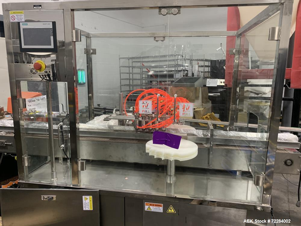 Used- Develop Machinery Capsule Banding Machine
