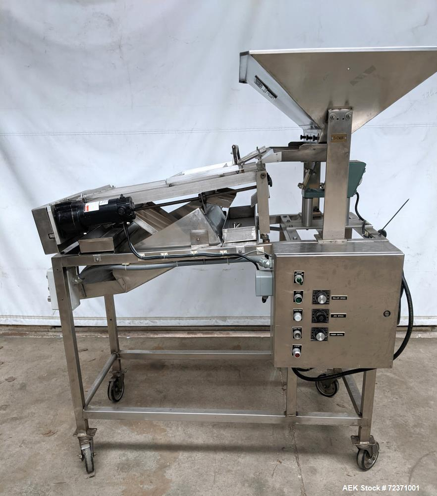Used- Pro-Quip TCS Tablet/Capsule Thickness Sorter