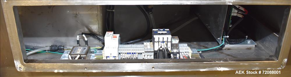 Used- XtraVac Multihead Combination Scale, Model AC-6B 24-2C.