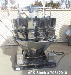 Used- High Tek 14-head Combination Weigh Scale