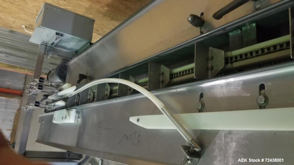 Yamato Alpha + Combination Packaging Scale and Clamshell Indexing and System
