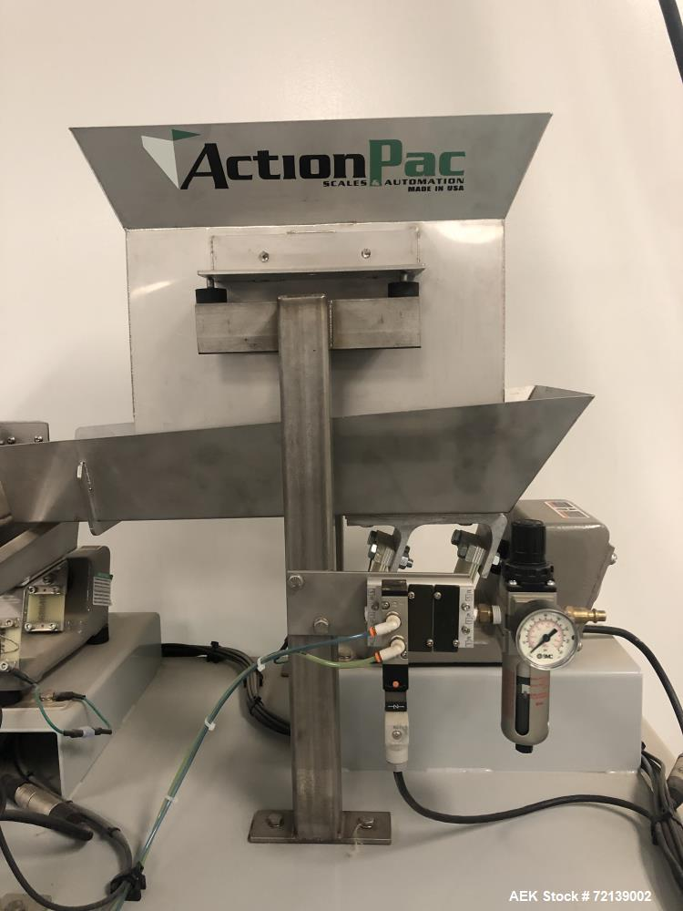 Used- ActionPac Model MINI109CP Scale