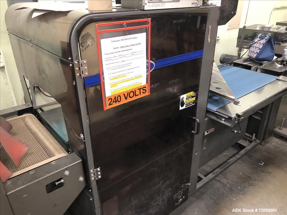Used- Arpac Hanagata Model L-26 Automatic L-Bar Sealer.