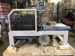 Used-Conflex Model E-260AC Automatic L Bar Sealer and Shrink Wrapper