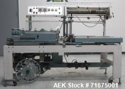 Used- Conflex Model E-266 Automatic L Bar Sealer