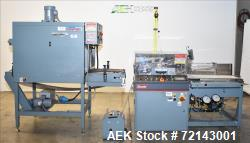 Used- Shanklin Model A26A Automatic L-Bar Sealer.