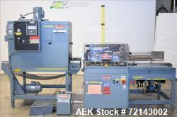 Used-Shanklin Automatic L-Bar Sealer, Model A26A w/Shanklin T7XL shrink tunnel