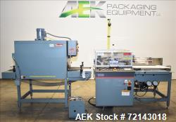 Used- Shanklin Automatic L-Bar Sealer, Model A26A.