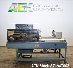 Used- Shanklin Automatic L Bar Sealer. Model A27A