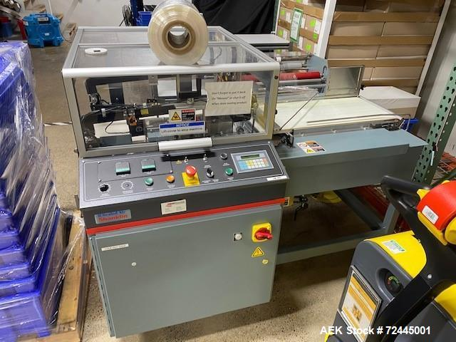"""Used- Shanklin Automatic L-Bar Sealer, Model A26A. Capable of speeds up to 35 packages per minute. Has a maximum 26"""" web wid..."""
