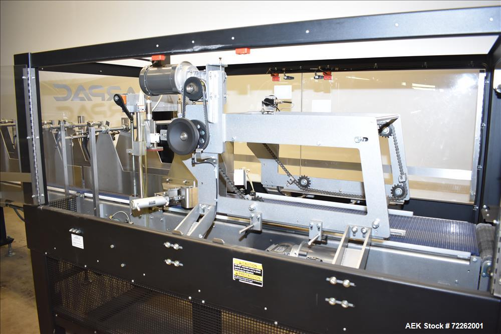 Arpac Model 45TW-28-RH Multipack Continuous Motion Tray Shrink Wrapper