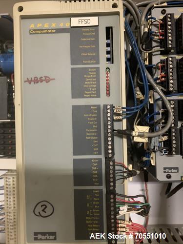 Used- Arpac Dual Lane Shrink Bundler. Model BPMP-DL