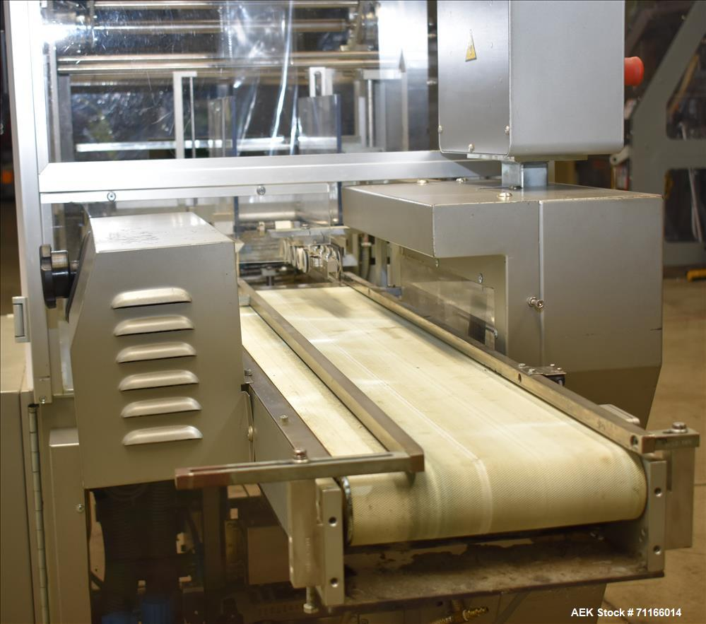 Used- Cam Automatic Stretch Bundler for Carton Multi-Packing. Model ASB-38