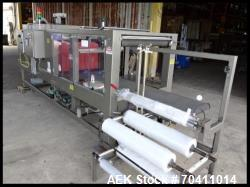 Used- Arpac Model 105-40 Large Format Inline Shrink Bundler.