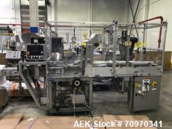 Used- Cam Model ASB-38 Automatic Shrink Bundler for Carton Multi-Packing.