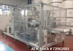 Used- Imanpack Jumbo Bundler with Intermittent motion horizontal wrapping machine suitable for wrapping large size products ...