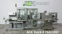 Used- Multipack Model F-40 Tube or Carton Multi-Pack Stretch/Shrink Film Bundler
