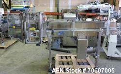 Pester Pewo-Pack Bundler, Model 450 SN. Max product width 550 mm. Max product height 200 mm. Max se...