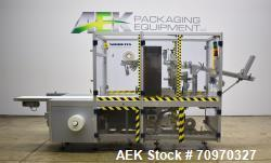 Used- Skinetta Model FilmTeq 3010 Stretch/Shrink Sleeve Bundler