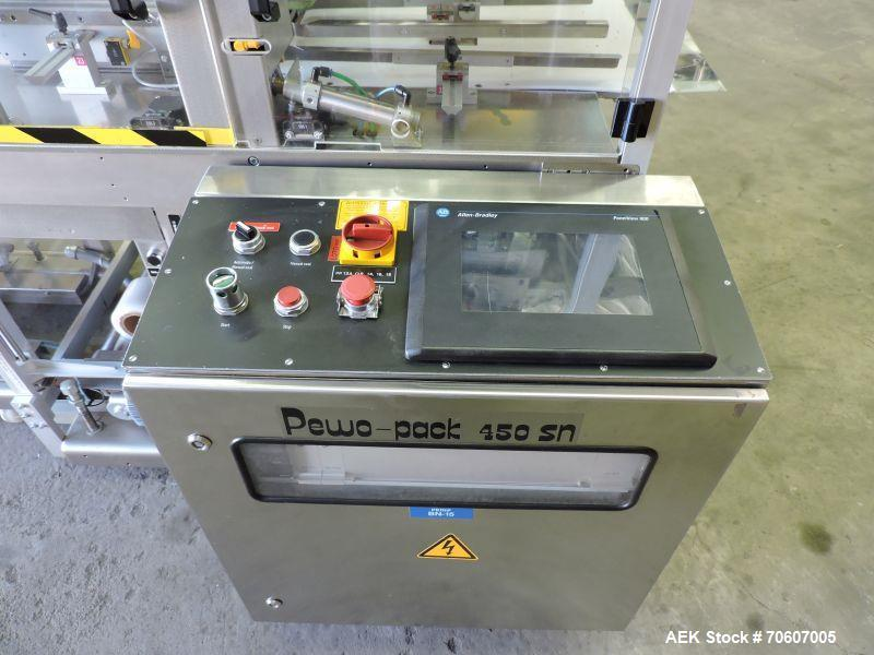 Used- Pester Pewo-Pack Bundler, Model 450 SN