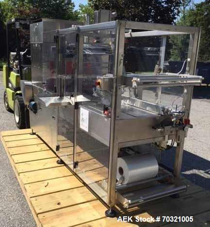 Used- Thiele Shrink Case Bundler.